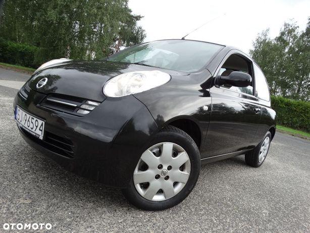 Nissan Micra Bogata opcja klimatronic skórzana kierownica ładny...