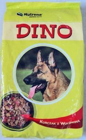 DINO Karma dla psów 3zł/kg