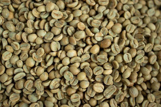 Kawa nie palona, zielona w ziarnach Yellow Bourbon Miaki 100% Arabika