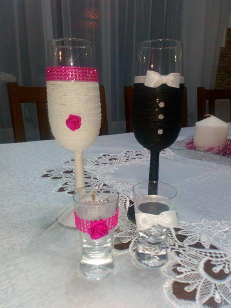 Lampki do szampana