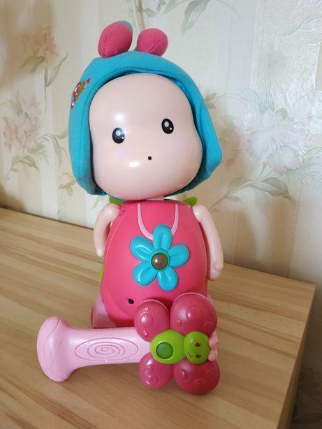 Интерактивная игрушка Гусеничка МИМИ Ouaps