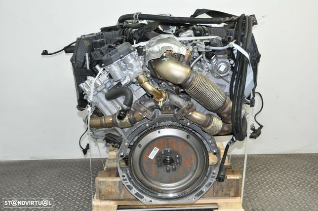 Motor MERCEDES CLASSE S 3.0L 258 CV - 642861
