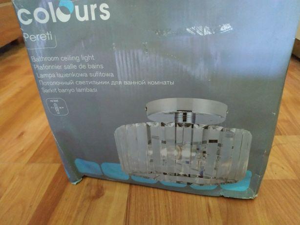 Lampa sufitowa Colours Pereti 2 x G9