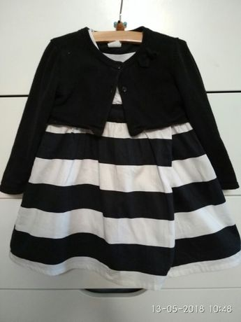 Sukienki HM z bolerkiemi inne 86