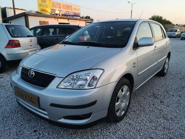 Toyota Corolla 1.6 benzyna, 5 drzwi
