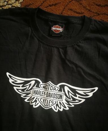 Koszulka T Shirt Harley Davidson nowa L z USA