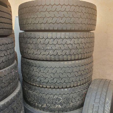 265/70r19.5 Michelin и Continental