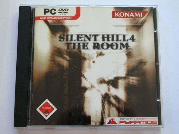 SILENT HILL PC 2 4 KONAMI gra survival horror