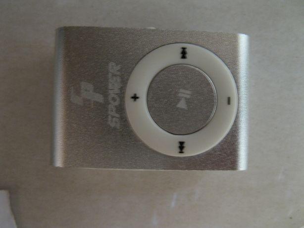 Плеер spower клипса MP3 Ipod shuffle