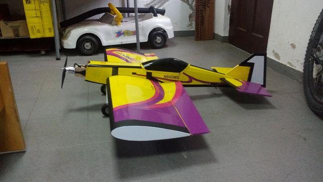 Avião rc electrico