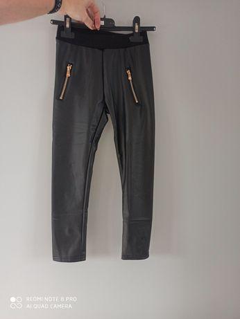 Spodnie woskowane 122/128