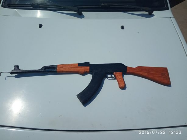 Макеты АК-47