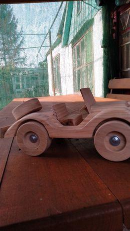 Іграшка Ретроавто