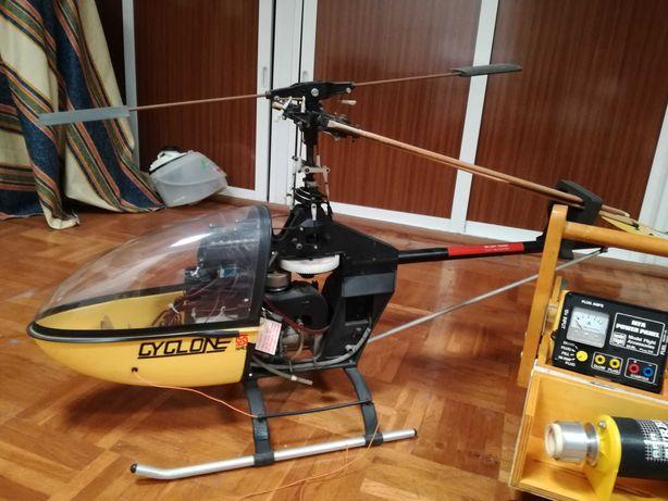 RC Helicóptero c\ comando