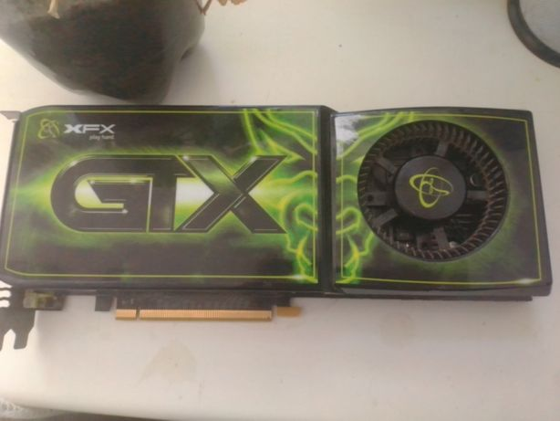 Ge force gtx 260 896 mb