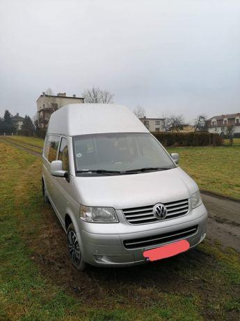 Dostawczy Kamper VW Transporter T5 - zamiana