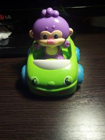 Машинка детская музыкальная от Fisher Price