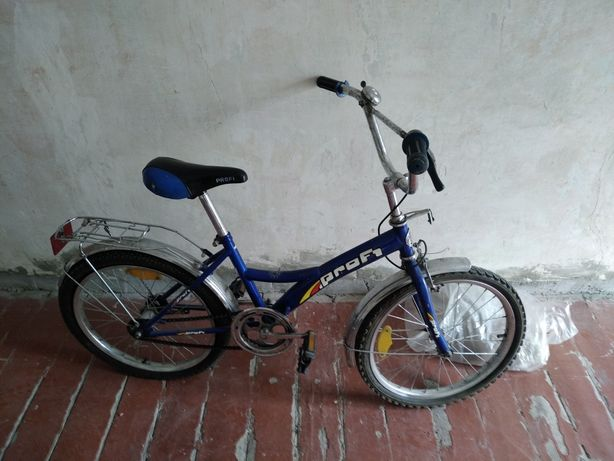 Продам велосипед колеса 20