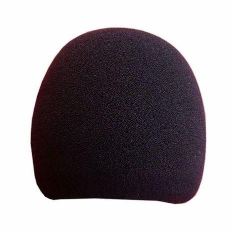 Osłona przeciwwietrzna, gąbka do mikrofonu czarna