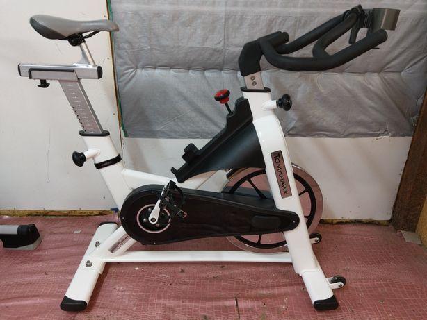 Rower Spinningowy Tomahawk E Series - biały!