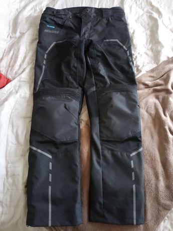 spodnie motocyklowe Ozone Jet II black / czarne r. L OKAZJA!!!