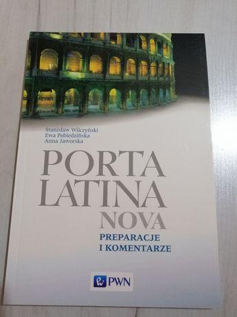 Porta Latina nova preparacje i komentarze wydawnictwo PWN