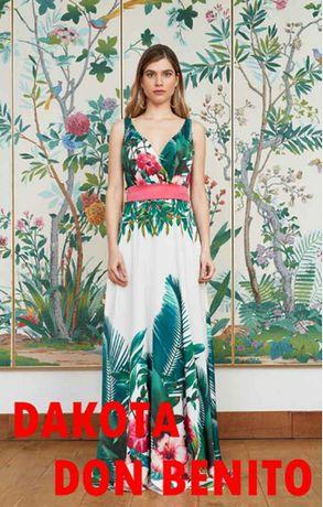 Vendo Vestido de Verão Herysa H4061
