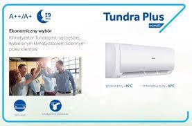 Klimatyzator HAIER TUNDRA PLUS 2,5kW / 3,5kW / 5kW + montaż w cenie