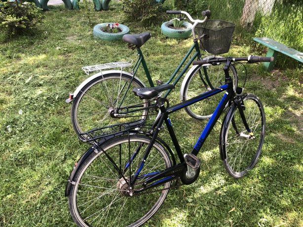 Прода 2 велосипеди Germany