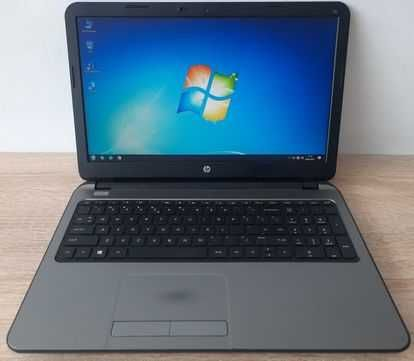 Laptop Hp 255 G3,256 GB SSD,8 GB Ram,Win 10, zadbany,sprawny, okazja