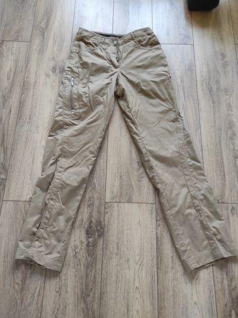 Spodnie trekkingowe damskie Schoffel jak nowe