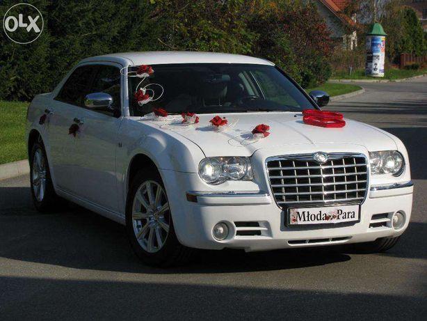 Samochód do Ślubu Chrysler 300C
