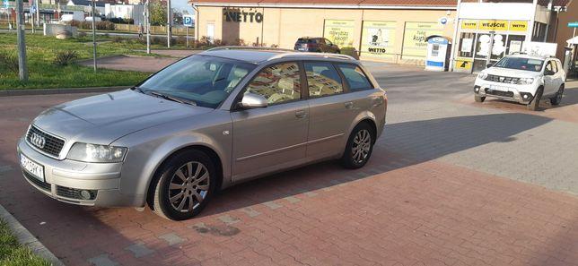 Audi A4 B6 KOMBI 1.9 TDI 130KM