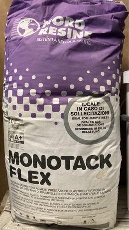 Klej montazowy elastyczny do plyt betonowych i plytek MONOTACK FLEX
