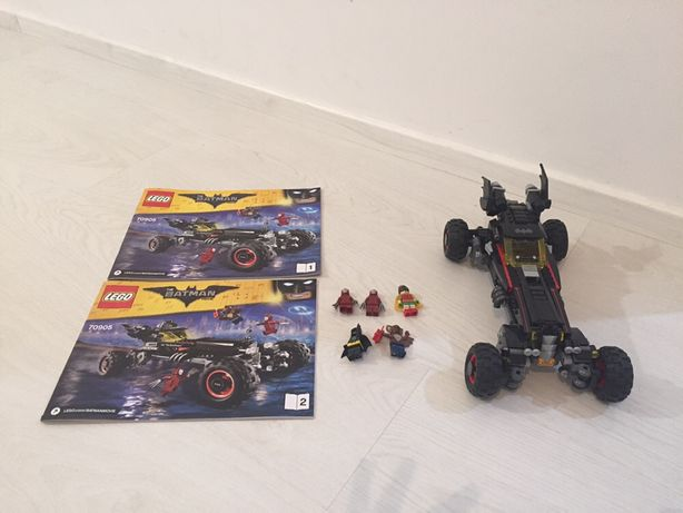 LEGO Batman Movie - Batmobil 70905