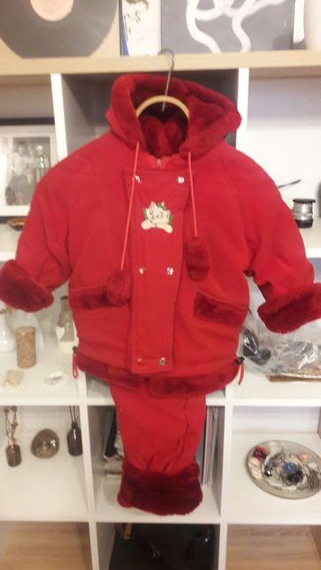 Детский комбинезон ( куртка+штаны)