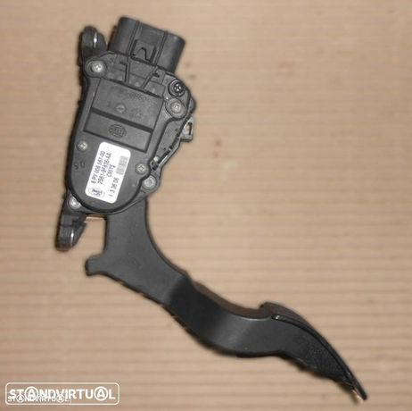 Pedal eletrico Mazda 2 1.4 d 2S619F836AA