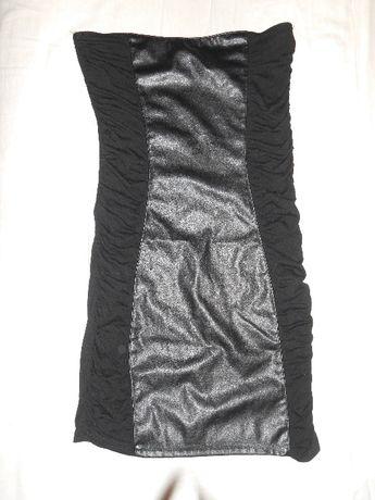 Sukienka Czarna TALLY WEIJL Rozm XS, S