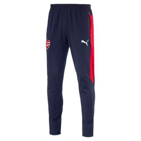 Nowe Męskie Spodnie Dresowe Treningowe Arsenal PUMA