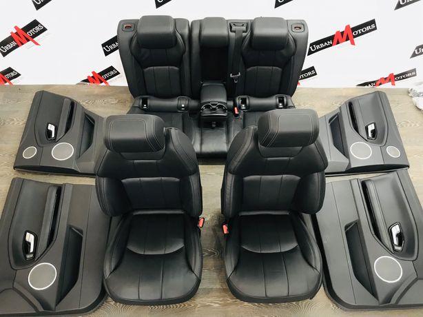 Комплект сидений Land Range Rover Evoque L538 салон накладки карты