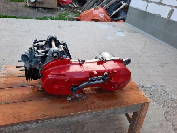 Двигатель yamaha 5bm