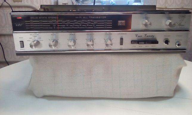 TEPPAZ  420 receiver