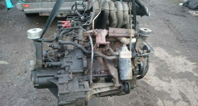 Блок Мотор і гбц vw t4 transporter 2.5l бензин