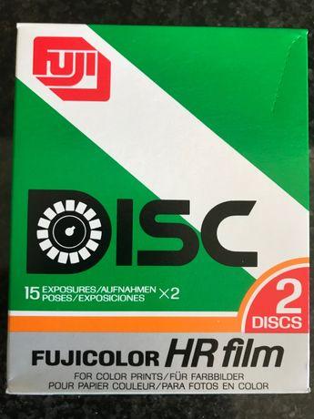 FujiFilm Disk - caixa com 2 disk com 15 fotos cada