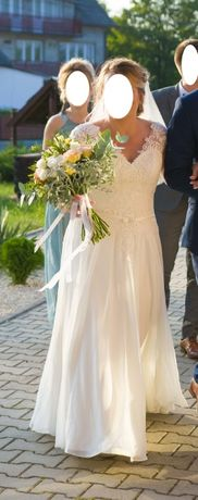 Suknia ślubna Ivory