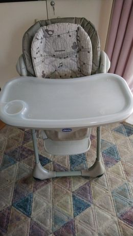 Fotelik krzeselko do karmienia Chicco Polly 2