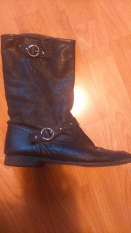 kozaki buty jesienno/zimowe rozm. 40 Esprit lub zamiana