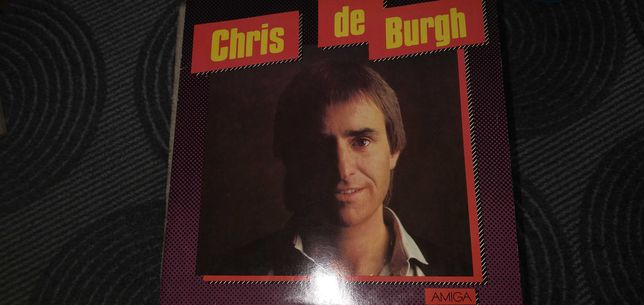 Płyta winylowa.Chris De Burgh.