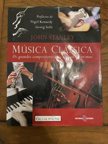 Livro sobre Musica Classica