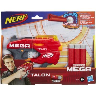 Nerf Mega Talon. Nerf. Nerf Mega. Бластер Nerf Mega Talon